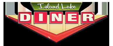 Island Lake Diner | Ronkonkoma, NY. Logo